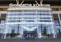 Groupama stadium - Grand stade de l'Olympique lyonnais