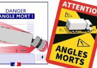 Signalisation des angles morts pour certains véhicules : une obligation qui ne passe pas inaperçue
