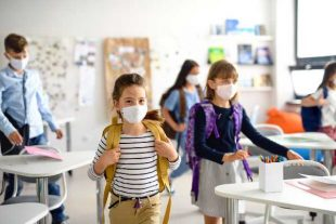 Ecole au temps du coronavirus