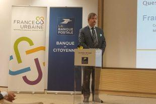Luc Alain Vervisch, directeur des études de la Banque postale