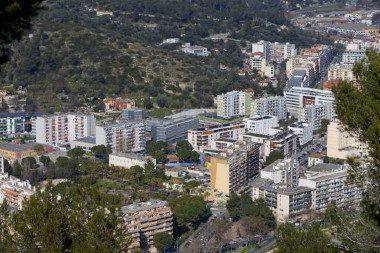Quartier de l'Ariane Nice