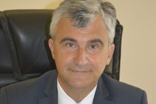 André Accary Président Département de Saône-et-Loire