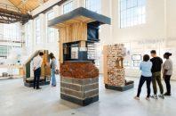 Bâticité est un nouvel espace immersif dédié au bâtiment durable.