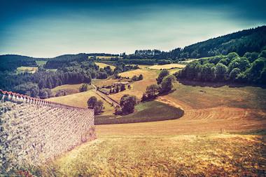 campagne ruralité village