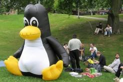 La mascotte de Linux