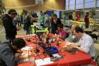 atelier Arduino à un Open Bidouille Camp
