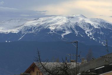 La commune de Font-Romeu (Pyrénées-Orientales)