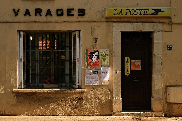 La Poste à Varages