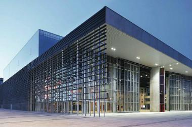 Le Quai, théâtre d'Angers, Architecture Studio L.Boegly, CC BY 3.0