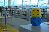 Bibliothèque des Champs libres, à Rennes, Cycle « A vous de jouer », janvier 2014
