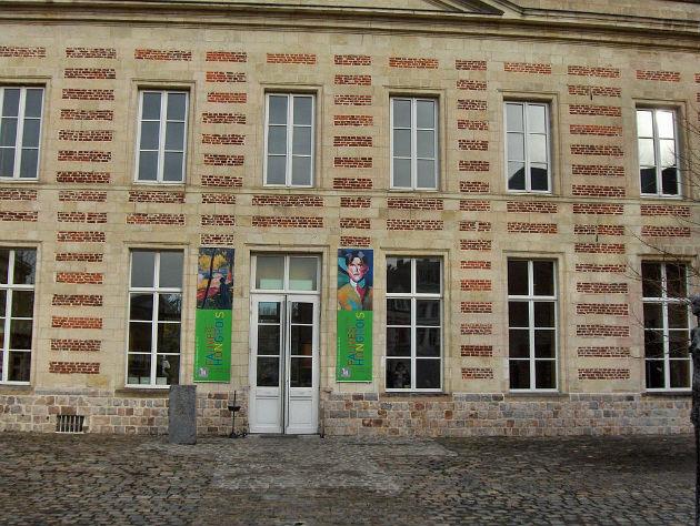 Musée Matisse, Le Cateau-Cambrésis,  © JoJan CC BY SA 3.0