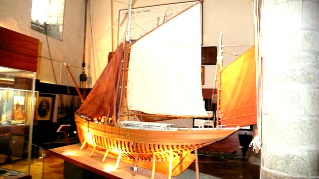 Musée de la pêche à Concarneau (Finistère), Horst W. Hogenkamp, CC-BY-SA-3.0