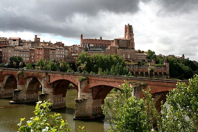 Albi, dont la Cité épiscopale est classée au patrimoine mondial, CC0