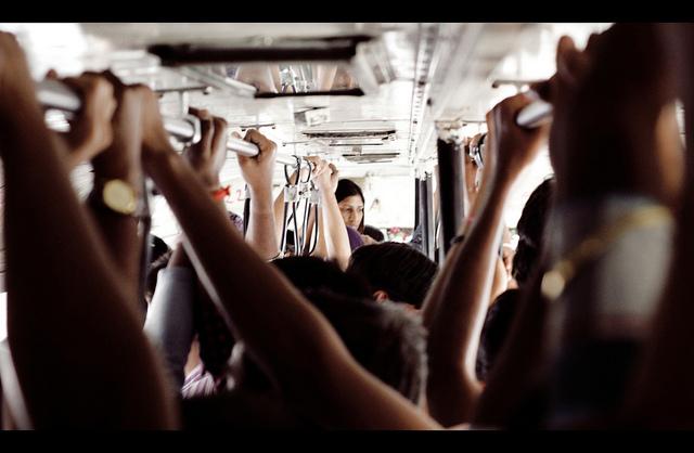 Les atteintes dans les transports en commun sont en hausse
