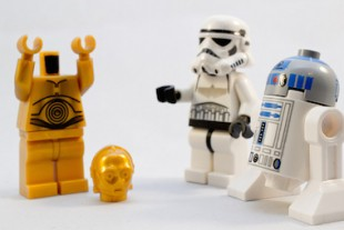 LEGO corps sans tête