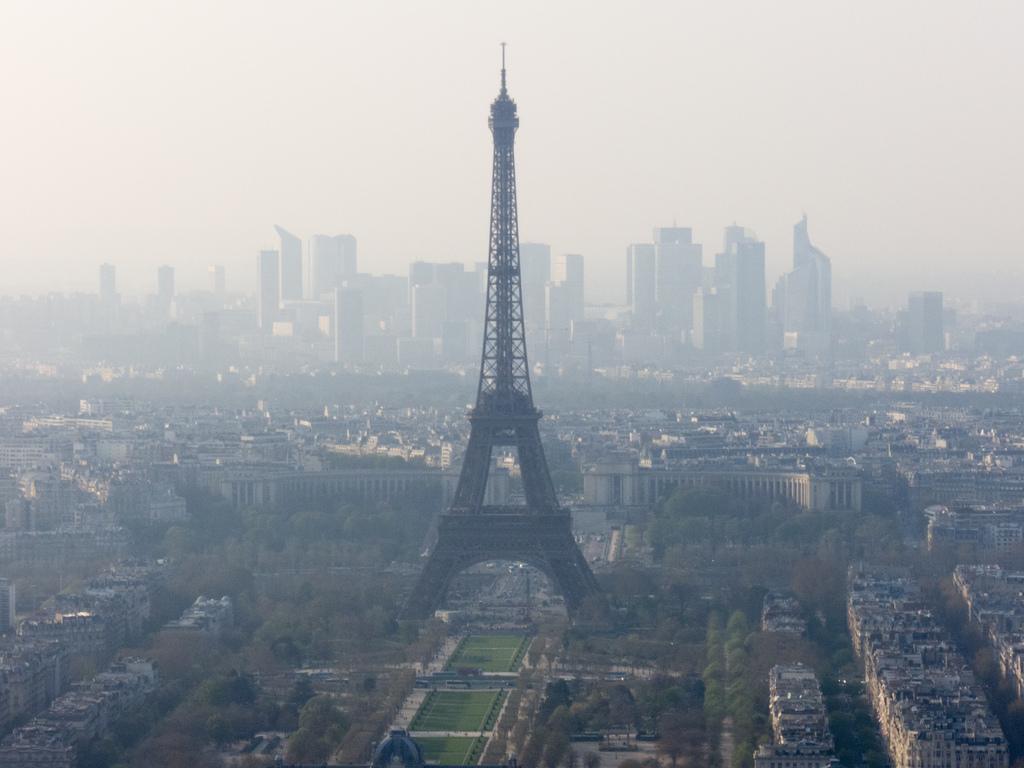 Pourquoi l'épisode actuel de pollution de l'air peut être une bonne chose