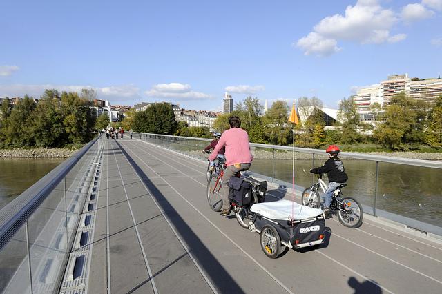 vélos à Nantes