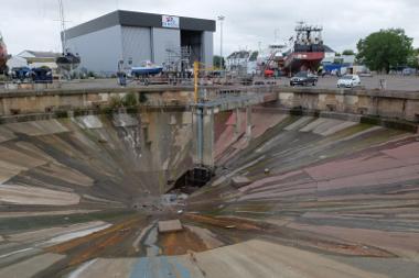 Lorient, un port de pêche certifié durable
