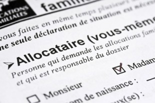 demande d'allocation familliale
