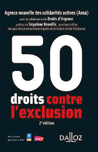 Ansa_50 Droits contre l'exclusion_Couverture