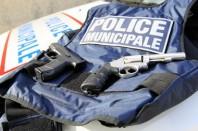 Arme armement PM police municipale