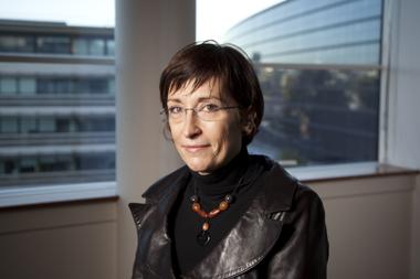 Danielle Bourlange, directrice générale adjointe de l'APIE