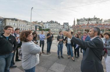 Ballade urbaine le 30 sept 15web  crédit  Ville de Limoges - Laurent Lagarde
