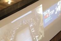 La rencontre pan-européenne des collectivités préoccupées par le TTIP s'est tenu dans la salle de conférence de l'hopital Sant Pau de Barcelone (Espagne).