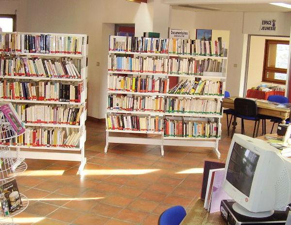 © Médiathèque intercommunale des Boutières (Val'Eryieux Communauté de communes, Ardèche) CC-BY-SA