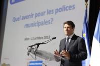 Discours de Christian Estrosi au cours des deuxièmes Rencontres nationales de la Police territoriale