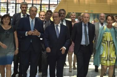sommet « Climat et territoires » à Lyon