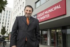 Jacques Stern, directeur du crédit municipal de Nantes