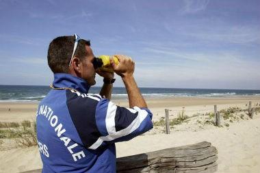 Surveillance des plages : les CRS devraient manquer le début de la saison estivale