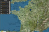 Carte geographie prioritaire