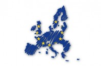 Carte d'Europe crayonnée