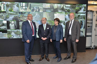 Lille inaugure le premier conseil métropolitain de sécurité
