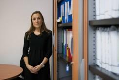Cécile Berassen, DGA chef de pôle moyens généraux à la Ville de Lambesc.