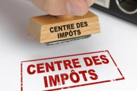 Tampon centre des impôts
