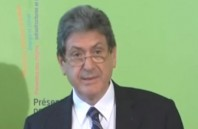 Christian Blanc, secrétaire d'Etat à la région capitale