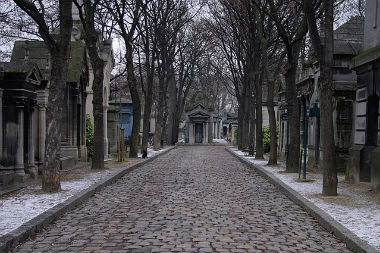 Cimetiere Montmartre funeraire