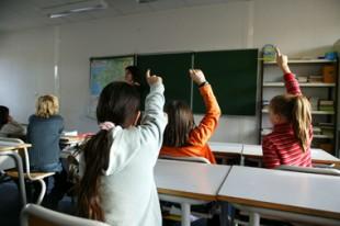 Classe de primaire