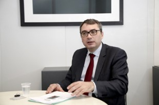 Cédric Mignon , directeur du développement Caisses d'Epargne
