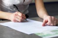Remplir un document