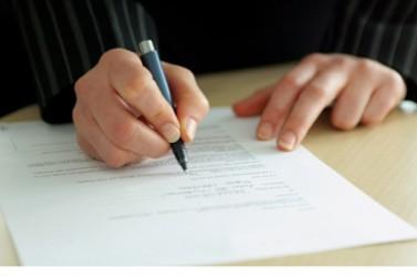 Remplir et lire un document