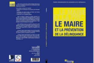 Couverture maire prevention delinquance