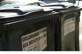 Poubelles pour déchets ménagers