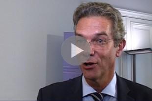 François Deluga, président du CNFPT, le 15 septembre 2010 - ITW vidéo