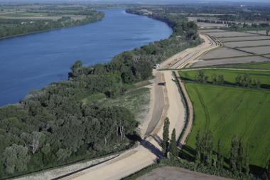 Gemapi:  l'étude pour évaluer le danger des digues passée à la loupe