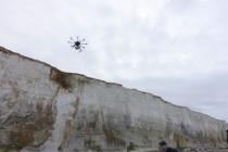 DroneFalaiseMesnilVal BRGM