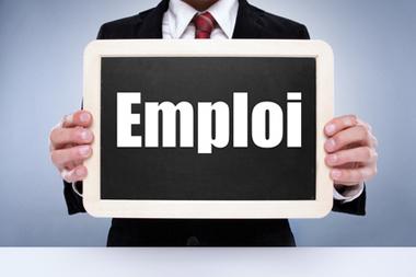 Pancarte emploi